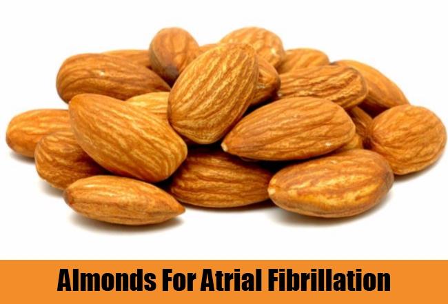 Almonds For Atrial Fibrillation
