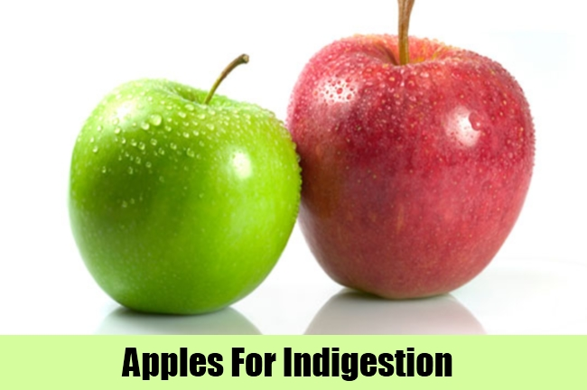Apples For Indigestion