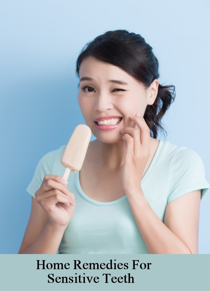 9 Best Home Remedies For Sensitive Teeth