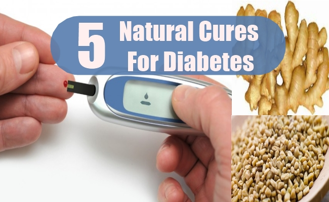 Natural Cures For Diabetes