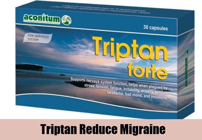 Triptan Reduce Migraine