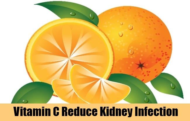 Vitamin C Reduce Kidney Infection