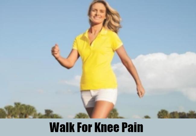 Walk For Knee Pain