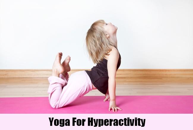Yoga For Hyperactivity