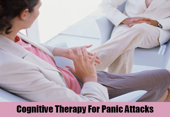 Cognitive Therapy For Panic Attacks
