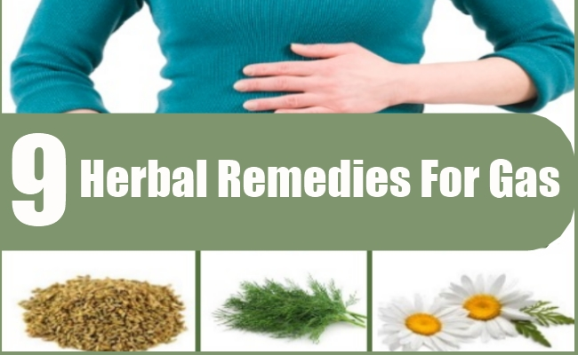 Herbal Remedies For Gas
