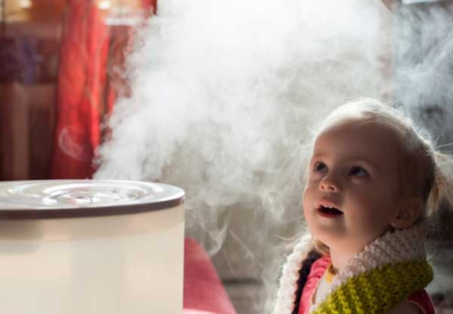 Humidifier For Infant Cold
