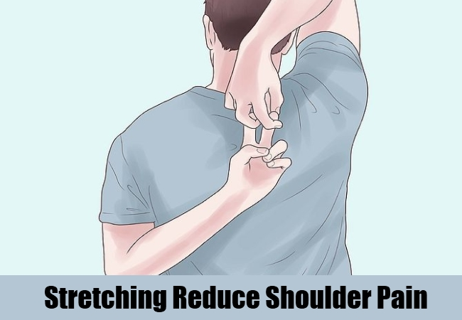 Stretching Reduce Shoulder Pain