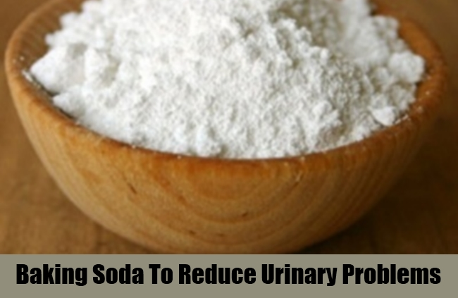 Baking Soda To Reduce Urinary Problems