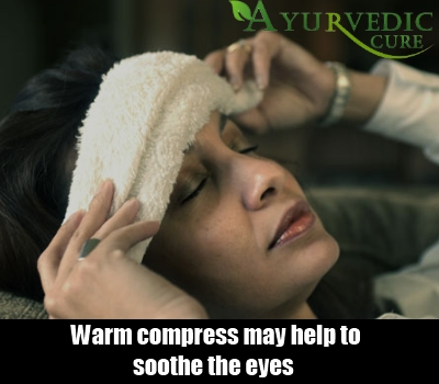 Cold or Warm Compress Treatment