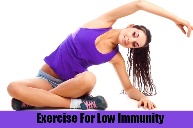 Exercise For Low Immunity