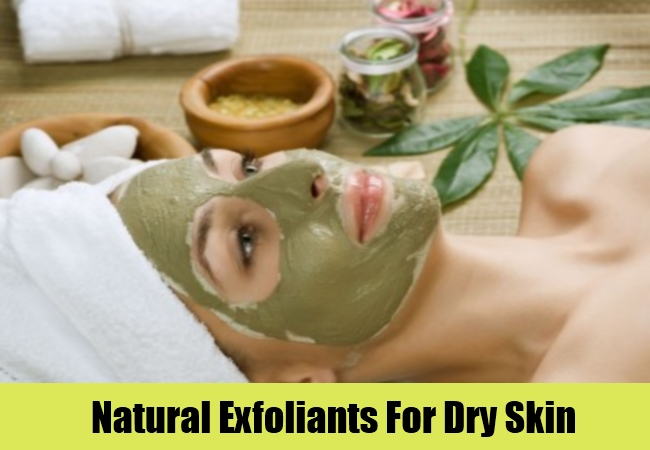 Natural Exfoliants For Dry Skin