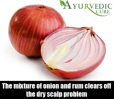 Use Of Rum And Onion Massage