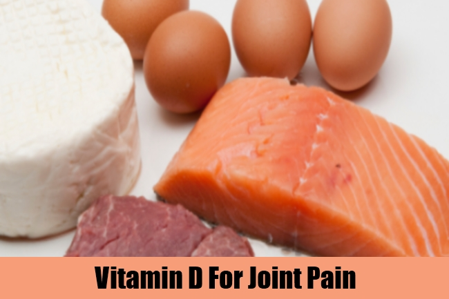 Vitamin D For Joint Pain