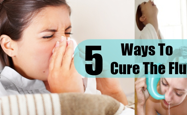 Ways To Cure The Flu