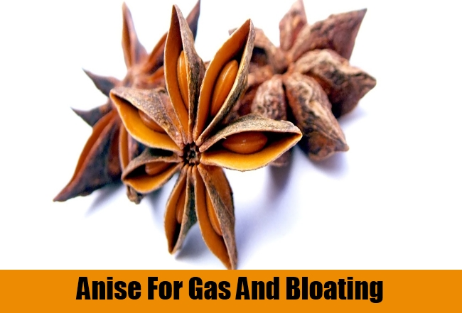 Anise For Gas And Bloating