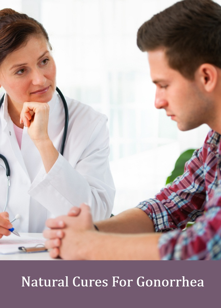 Natural Cures For Gonorrhea
