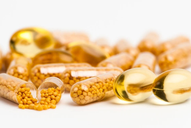 Get Hold Of A Vitamin E Capsule