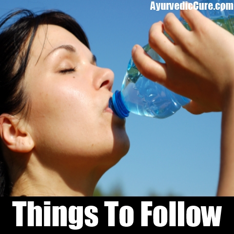 Things To Follow