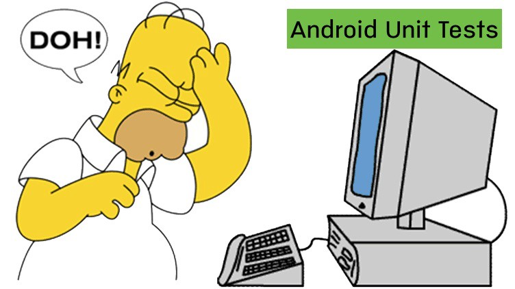 unit testing in android