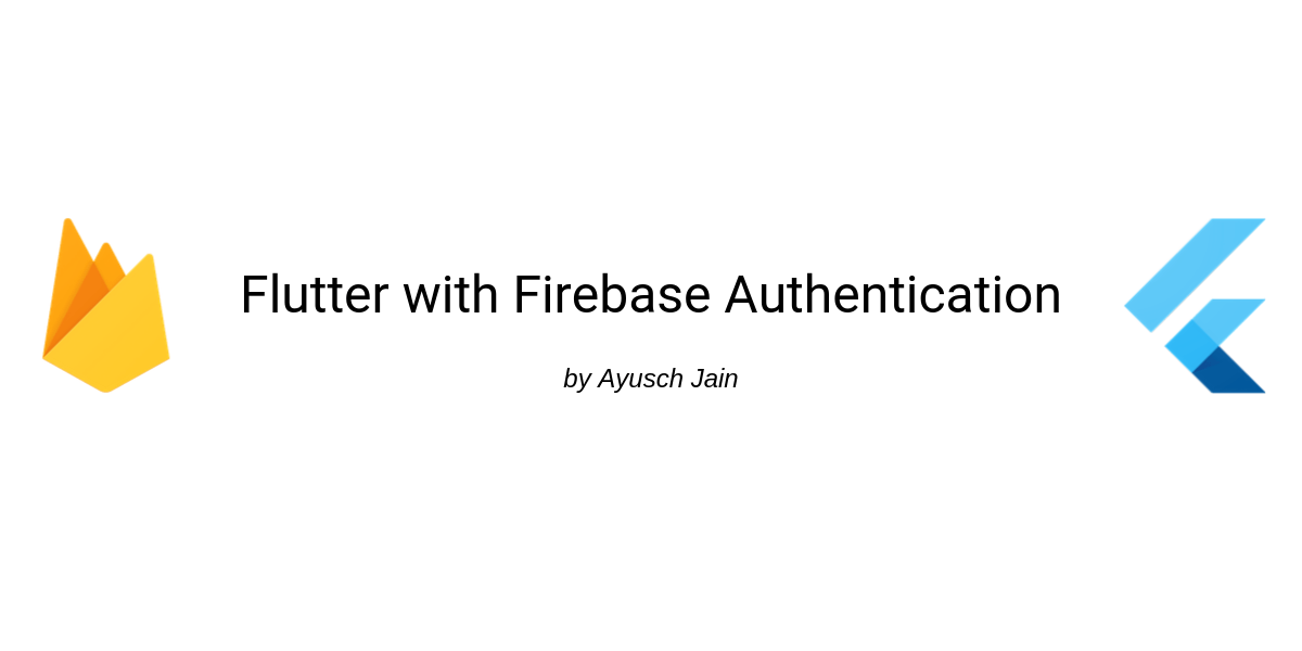 flutter firebase authentication