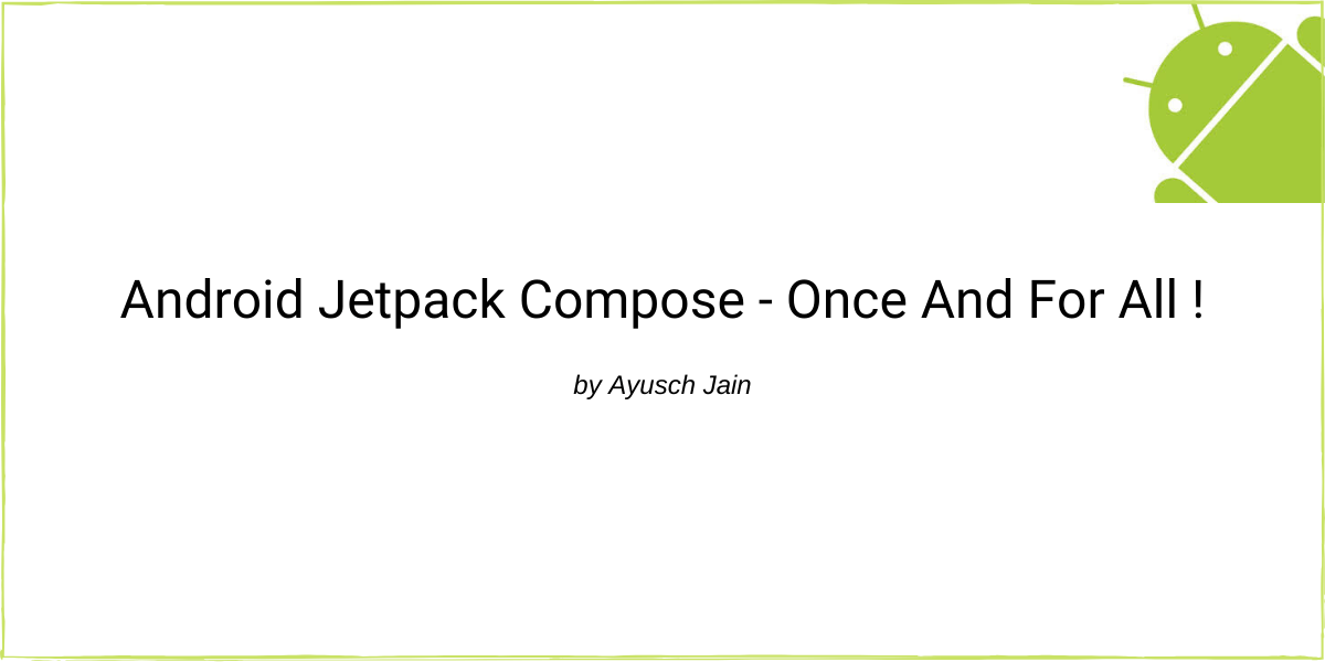 jetpack compse