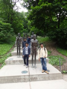 The Memorial to the Victims of Communism.