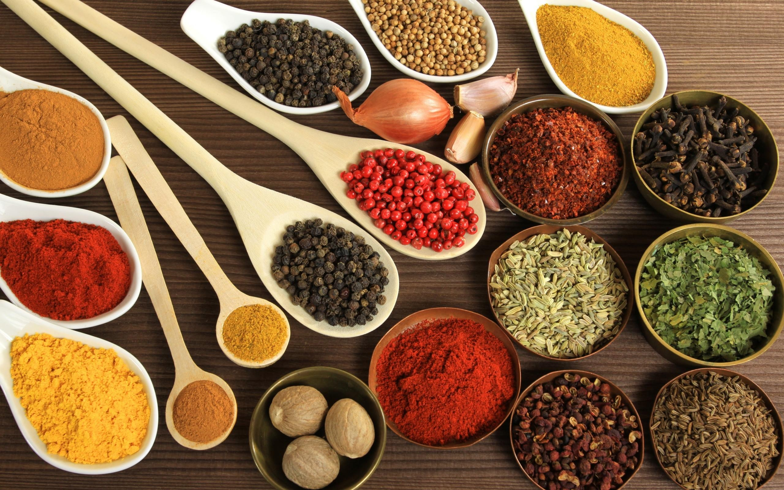 Use these spices every day in your diet.