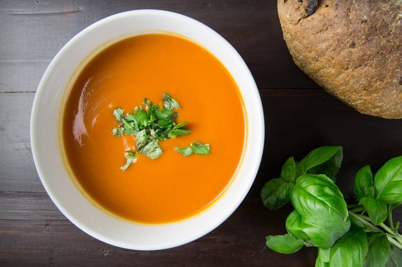 Immune boosting soup