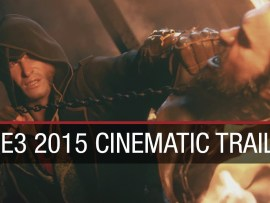 Assassin's Creed Syndicate (E3 Cinematic Trailer)