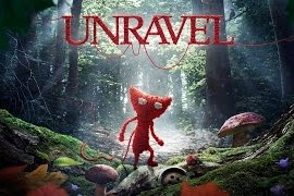 Unravel (Official Announcement Gameplay Trailer E3 2015)