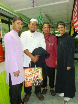 Penulis Saifulislam.com