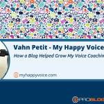 230: How a Blog Helped Grow My Voice Coaching Business