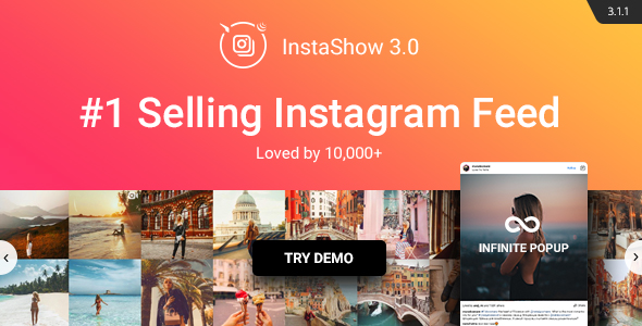 Instagram Feed – jQuery Plugin for Instagram