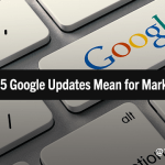 Google Game Changers: 5 Recent Updates and How They Affect Marketers