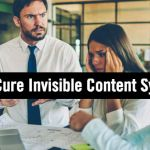 Invisible Content Syndrome and the Content Promotion Tactics to Cure It