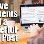 The 5 Elements of a Powerful Blog Post