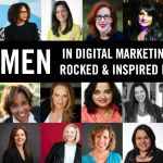 25 Influential Women in Digital Marketing Who Rocked and Inspired in 2018