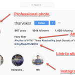 Instagram Branding and Marketing Tips for CEOs and Professionals