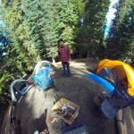 Blogging Lessons I Learned From Spending Two Nights in the Woods
