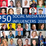 Our 2019 List: The Top 50 Social Media Marketing Influencers