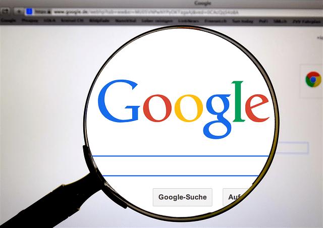 Google mon meilleur ami – Recherche de la solution