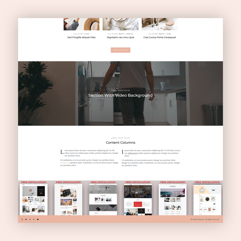 Rebecca - WordPress Blog and Shop Theme-3