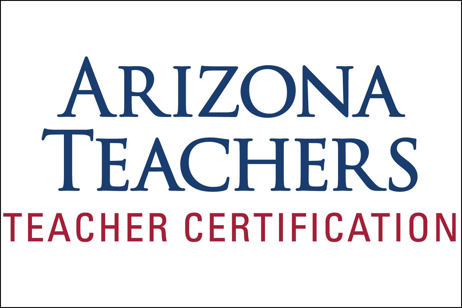 Substitute Teacher Certificate Arizona