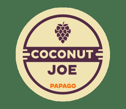 HUSS BREWING PAPAGO COCONUT JOE