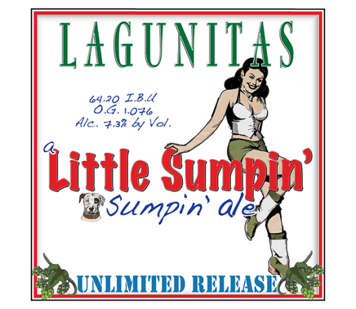 LAGUNITAS LITTLE SUMPIN SUMPIN