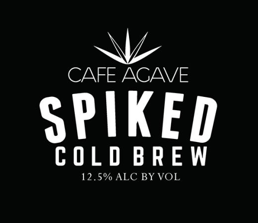 CAFE AGAVE SPIKED COLD BREW CAFE MOCHA