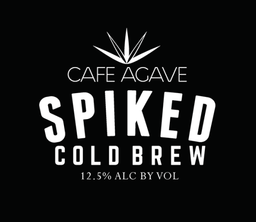 CAFE AGAVE SPIKED COLD BREW SALTED CARAMEL