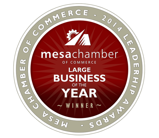 Large Business Of The Year