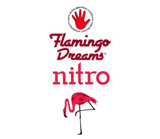 LEFT HAND FLAMINGO DREAMS BERRY BLONDE ALE NITRO